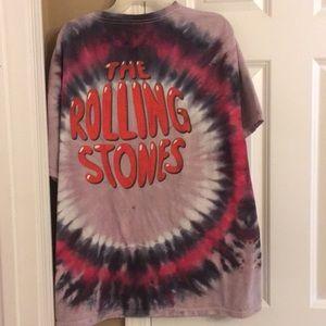 Rolling Stone Tye dyed t-shirt 1x